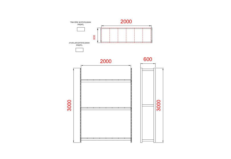 tunayofis-8003-D-200X60X300-ANA-MODUL